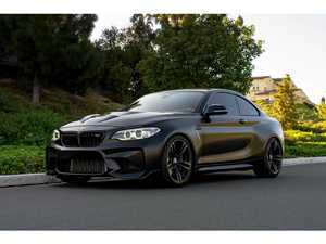 ES#3464987 - BM.F87M2.HD.M - F87 M2 Double Sided Vacuum Carbon Fiber Hood - Matte - Give your M2 an extremely agressive look with an ARMA CF hood! - ARMA - BMW