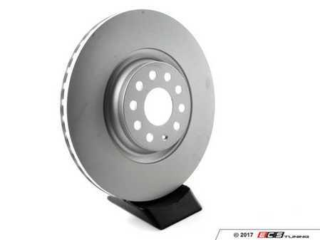 ES#3184468 - 1K0615301AD - Plain Audi Rotor -Priced Each (340x30) - Restore your vehicles lost stopping power - ATE -