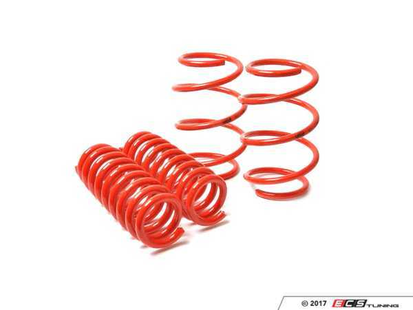 "ES#3467526 - ASTLS-14-2389 - AST Lowering Springs - MK3 Golf/Jetta - Average lowering front & rear: 1.57"" - AST Suspension  - Volkswagen"