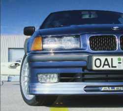 ES#3448348 - 4100165 - Alpina Front Spoiler - Type 164 front spoiler, direct from Alpina - Alpina -