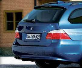 ES#3448486 - 4100800 - Alpina Rear Spoiler - Type 781 rear spoiler, direct from Alpina - Alpina -