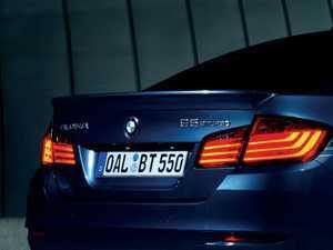 ES#3448497 - 4100875 - Alpina Rear Spoiler - Type 858 rear spoiler, direct from Alpina - Alpina -