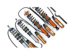 ES#3468788 - M514003 - Clubsport 2-Way Moton Coilovers With Springs - MINI One - Track focused suspension with 15 position adjustment to bring your MINI to the top level of performance - Moton -