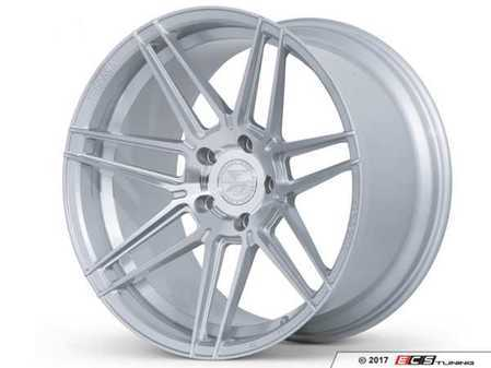 "ES#3469050 - fr6201055112mKT - 20"" Forge-8 FR6 Style Wheels - Set Of Four - 20""x10.5"", ET27, 66.6CB, 5x112, - Machine Silver Finish - Ferrada Wheels - Audi"