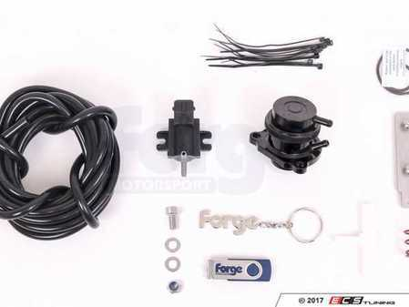 ES#3435179 - FMDVF22R - Recirculating Valve Kit - Avoid loss of power from a failed stock unit - Forge - BMW