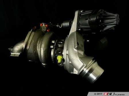ES#3521988 - m-nf56-tesrKT - Refubished Extreme Street Non S F56 Turbocharger - Factory+ like replacement turbo with $200 Core charge included in price - JM Turbo Coopers - MINI