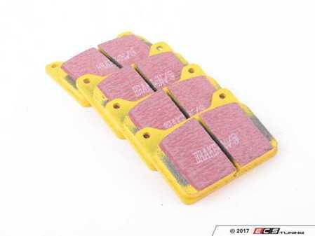 ES#3132126 - DP4057R - EBC Brakes Yellowstuff Performance Brake Pads - EBC -