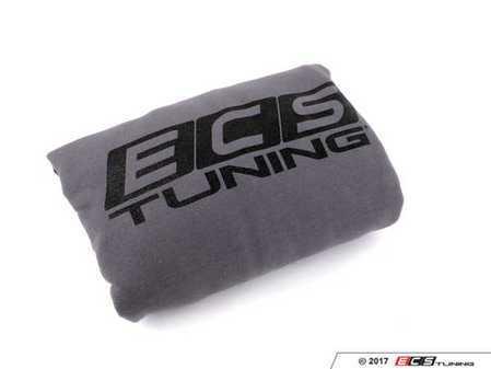 ES#3411356 - 6060272 - Charcoal ECS Pullover Hoodie - Medium - Featuring black ECS Tuning logo on left chest and full back - ECS - Audi BMW Volkswagen Mercedes Benz MINI Porsche