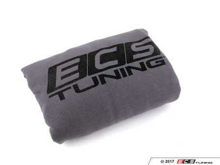 ES#3411357 - 6060273 - Charcoal ECS Pullover Hoodie - Large - Featuring black ECS Tuning logo on left chest and full back - ECS - Audi BMW Volkswagen Mercedes Benz MINI Porsche
