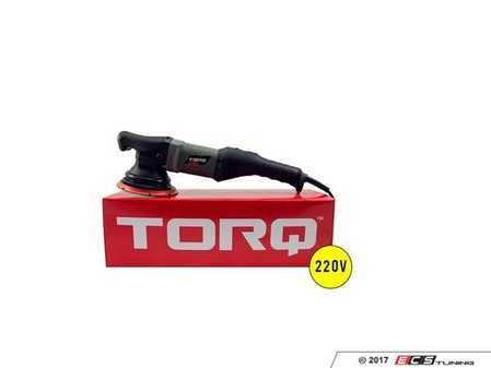 ES#3450454 - BUF502220 - TORQ Orbital Polisher - 220V  - Accepts 5 and 6 backing plates without counterweight modifications or voiding the manufacturer's warranty - Chemical Guys - Audi BMW Volkswagen Mercedes Benz MINI Porsche