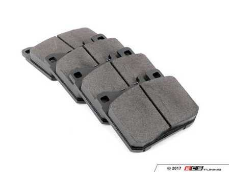 ES#2678221 - 0054204520 - Front Brake Pad Set - Does not include new brake pad wear sensors - Meyle - Mercedes Benz