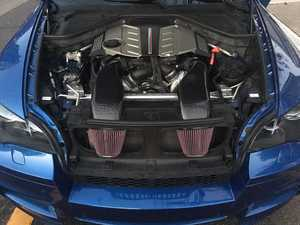 ES#3469722 - RKE7XXXM - E70 X5M Carbon Fiber Intakes - Add 24whp and dress up your engine bay in the process. - RK Autowerks - BMW