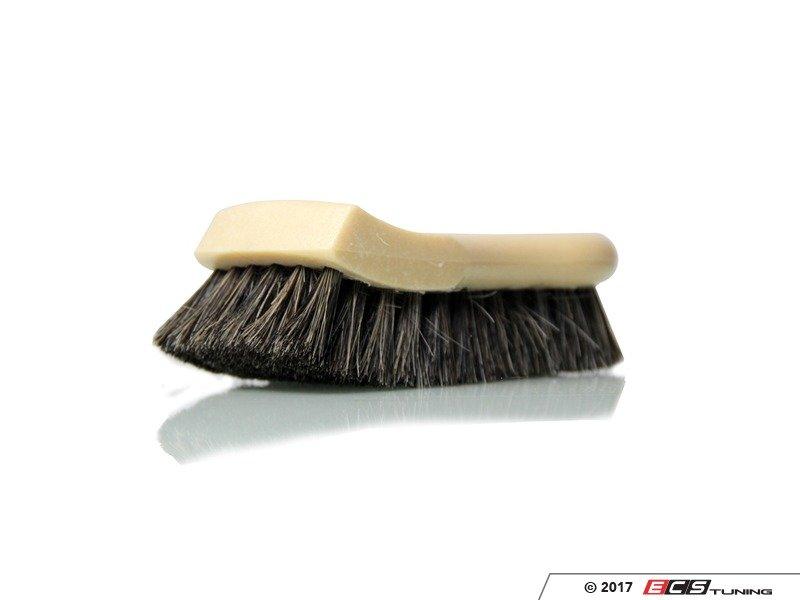 Chemical guys accs95 long horse hair interior - Natural horse hair interior upholstery brush ...