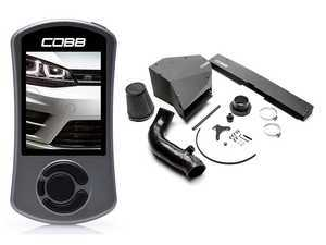 ES#3470015 - VLK003001P - COBB MK7/7.5 Golf R Stage 1+ Power Package - Unleash the most out of your Golf R with this Stage 1+ power pack from COBB! - CobbTuning - Volkswagen