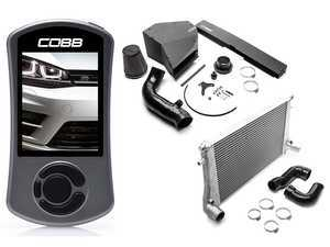 ES#3470016 - VLK0030020 - COBB MK7/7.5 Golf R Stage 2 Power Package - Unleash the most out of your Golf R with this Stage 2 power pack from COBB! - CobbTuning - Volkswagen