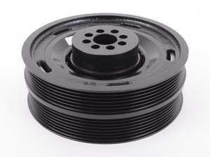 ES#3450012 - 06E105251F - Crankshaft Pulley - Reduces vibrations and drives the accessory belt - Corteco - Audi
