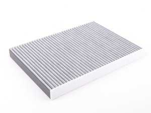 ES#3448685 - 4M0819439A - Charcoal Lined Cabin Filter / Fresh Air Filter - The activated charcoal filters odor from reaching the cabin - Hengst - Audi