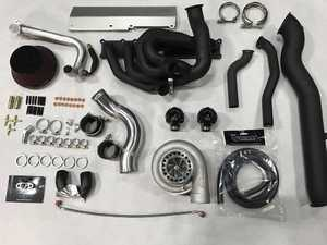 ES#3470603 - DOC-N55F30 - DocRace F30 335i N55 Top Mount Single Turbo Kit - Completely transform your vehicle with a single turbo conversion. - DocRace - BMW