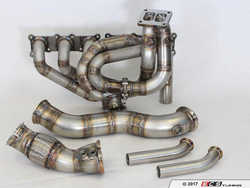 DocRace DOCNTMHPK DocRace Ii N Top Mount Turbo - Bmw 335i turbos