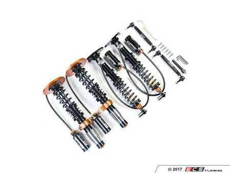 """ES#3468063 - RIV-B2102S - 5200 Series AST Coilovers - External canister shock with adjustable compression and rebound dampen settings, Average lowering from 0.80"""" to 2.80"""" front and rear - AST Suspension  - BMW"""