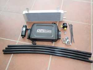 ES#3466878 - GRS4T - MINI Cooper S Charge Mk1 Cooler System - Tan Hose - Water to air intercooler system that reduces heat much faster than the stock air to air system - GRS Motorsport  - MINI