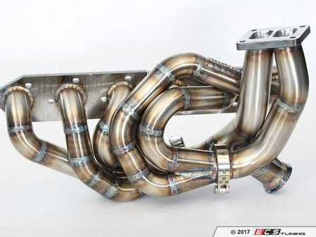 ES#3470037 - S54TM-T4TS-2MVS - S54 Top Mount Twin Scroll T4 Manifold - Take your E46 M3 to a whole new level of fast. - DocRace - BMW