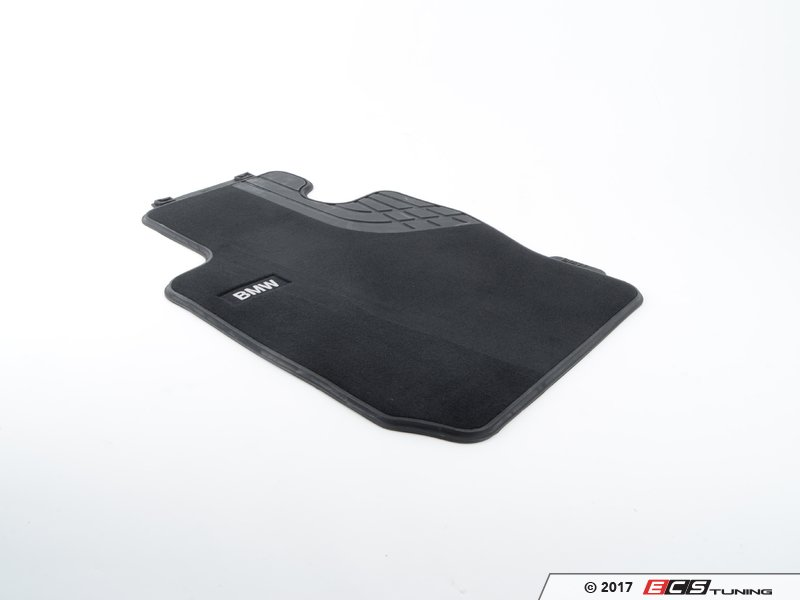 Genuine Bmw 51472293354 Base Line Front Carpeted Floor Mats Front 51 47 2 293 354