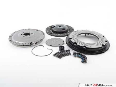 ES#3021868 - BFI8VLG210ST1 - BFI Stage 1 Clutch Kit - Forged Steel Flywheel (8.75lbs) - Includes a lightweight 4140 forged steel flywheel, pressure plate and 210mm organic clutch disk. - Black Forest Industries - Volkswagen