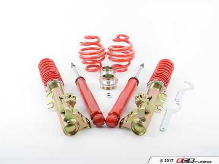 ES#3469384 - 025241ECS01 - ECS Street Coilover System  - Take control of your ride while going low with our sport-tuned coilover system! - ECS - BMW