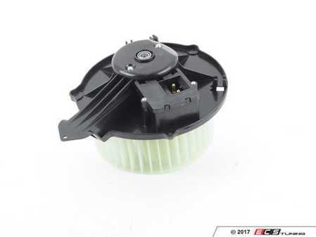 ES#2538330 - 1238201642 - Blower Motor Assembly - Includes new fan - URO - Mercedes Benz