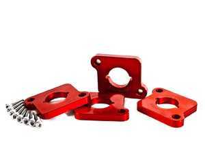 ES#2794021 - IEBAVA11-R - IE Coil Pack Adapter Set - Red - Set of 4 adapters to use TSI/FSI coil packs on your 1.8T - Integrated Engineering - Audi Volkswagen