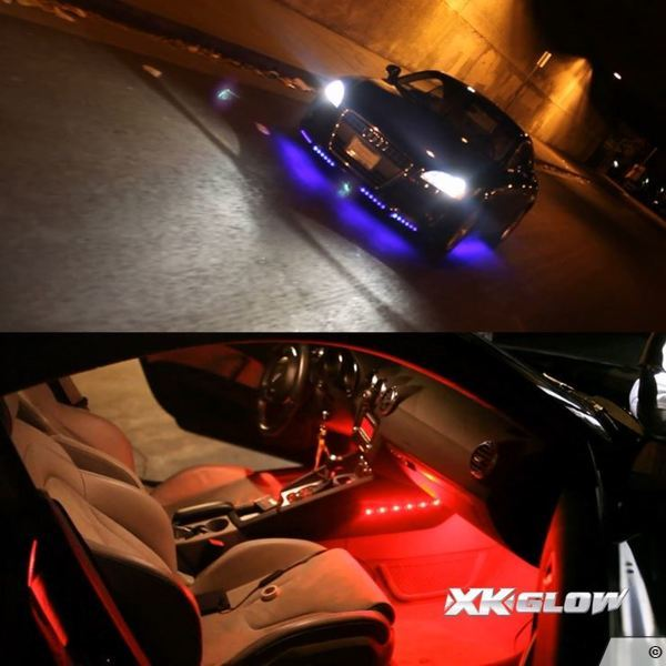 xkglow xk041005 ab xk glow led underglow kit