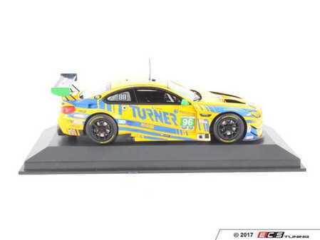 ES#3200174 - 96M6GTSMINICHAMP - Limited Edition #96 Turner Motorsport M6 GT3 - 1 Of 402 - Turner Motorsport - BMW