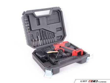 ES#3246203 - 641653 - Cordless Drill Kit 20Volt - Light weight Powerbuilt Cordless Drill kit - Powerbuilt - Audi BMW Volkswagen Mercedes Benz MINI Porsche