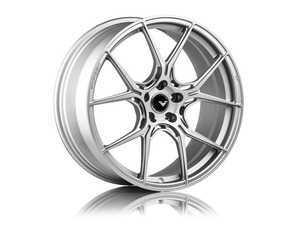 "ES#3638588 - VFS001.19085KT - 19"" V-SF 001 Style Wheels - Set Of Four - 19x8.5"" ET45, 5x112 - Brushed Aluminum - Vorsteiner - Audi Volkswagen"
