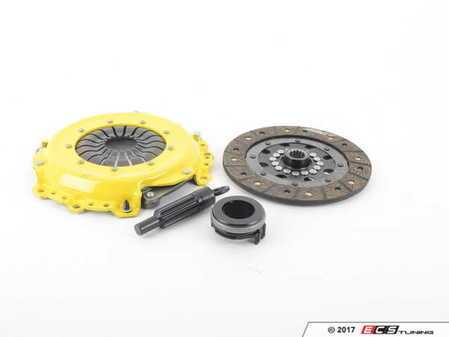 ES#3437992 - BM2-HDMM - Heavy Duty Modified Clutch Kit - Perfect for street and occasional racing demands. Conservatively rated up to 270 ft/lbs torque capacity. - ACT - MINI