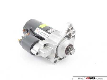 ES#2770227 - 020911024AXKT1 - Starter Motor - Remanufactured - Price includes $90 refundable core charge - Bosch - Volkswagen