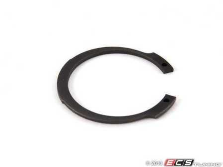 ES#43806 - 23411466112 - Snap ring - priced each - Used to secure the shifter return spring on the shift lever - Genuine BMW - BMW