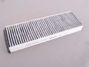 ES#3476079 - 4F0898438C - Cabin Filter / Fresh Air Filter (Charcoal Lined) - Priced Each - Total of two filters required - Recommended replacement every 12,000 miles - Micronair - Audi