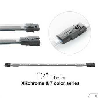 ES#3469810 - XK-4P-T-12 - XK Glow Multi Color LED tube  - 12in - for XKchrome & 7 Color Series - XKGLOW - Audi BMW Volkswagen MINI