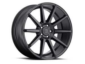"ES#3476901 - dn295511232mtbKT - 20"" Danza - Set Of Four - 20x9.5 ET32 5x112 - Matte Black - Voxx wheels - Audi Volkswagen"