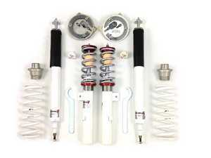 ES#3466043 - E9XNMSA350600CCS - TC Kline Racing Single Adjustable Street/Track Coilover Kit - Featuring proprietary TC Kline Racing Koni dampers, camber plates, and 350#F/600#R springs - TC Kline Racing -