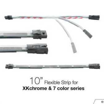 ES#3469807 - XK-4P-S-10 - XK Glow Multi Color LED tube  - 10in - for XKchrome & 7 Color Series - XKGLOW - Audi BMW Volkswagen MINI