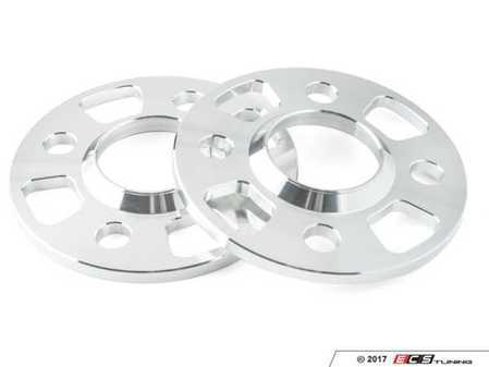 ES#3476930 - 42-820-005 - 42 Draft Designs Wheel Spacers - 5mm (1 Pair)  - Exclusively built for your 4x100 Volkswagen, Audi, or BMW - 42 Draft Designs - Audi Volkswagen