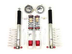 ES#4069954 - TCKE9XMSingleKit - TC Kline Racing Single Adjustable Street/Track Coilover Kit - Lifetime warranty on street-driven cars! Featuring proprietary single-adjustable Koni dampers, front camber plates, and 300#F/600#R springs - TC Kline Racing - BMW