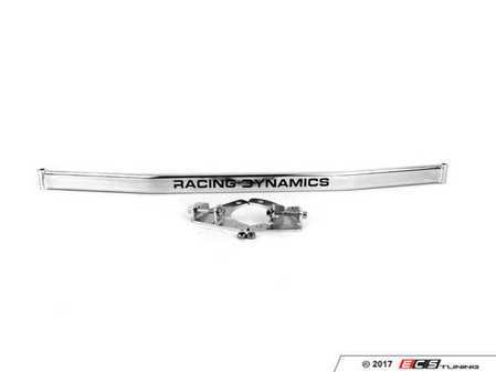 ES#3410298 - 1969930020 - Racing Dynamics Front Strut Brace - Reduce chassis flexing - quality performance from one of the original BMW tuners! - Racing Dynamics - BMW
