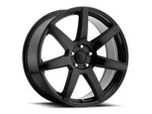 "ES#3477123 - dv880511232gbKT - 18"" Divo - Set Of Four - 18x8 ET32 5x112 - Gloss Black - Voxx wheels - Audi Volkswagen"