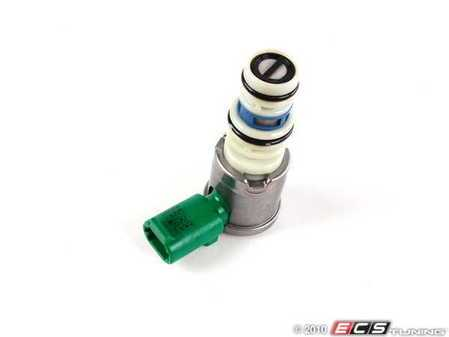 ES#45436 - 24337504753 - Transmission Solenoid Valve - Priced Each - One of three solenoid valves located the rear of the transmission valve body. - Genuine BMW - BMW