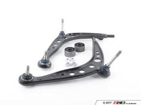 ES#2619465 - 31122228462KT1 - Front Suspension Refresh Kit - Level 1 - Control arms and bushings for a partial front suspension rebuild - Assembled By ECS - BMW