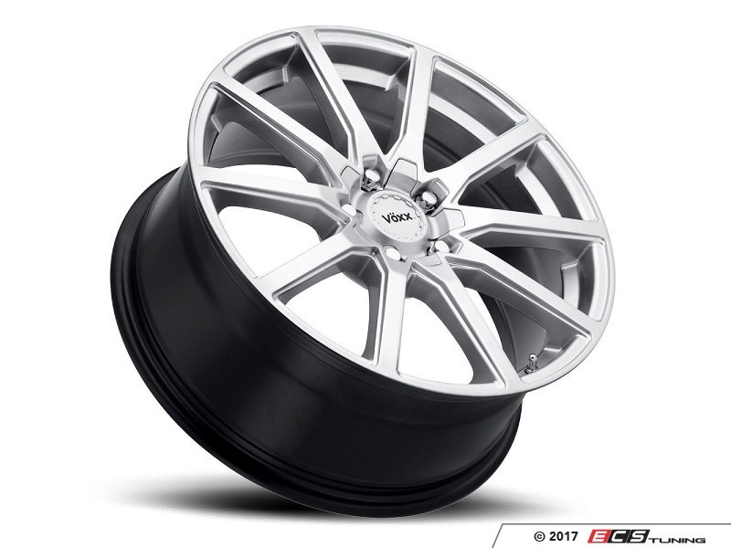 Voxx Wheels Est775500340skt 17 Quot Este Set Of Four